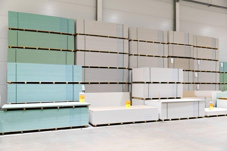 Gypsum Board and Drywall Supplier - Interior Supply Inc